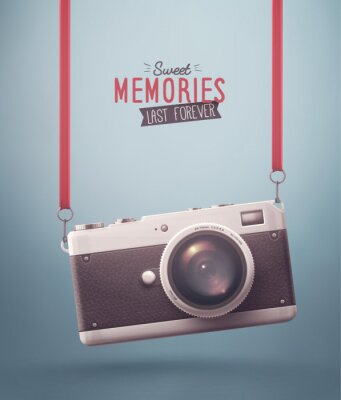 Poster Sweet Memories
