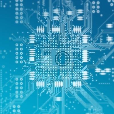 Poster Technik - Computer