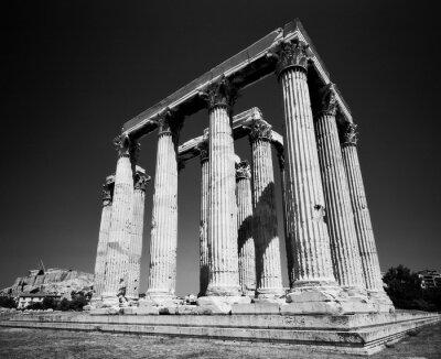 Poster Temple Of Zeus