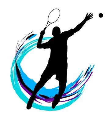 Poster Tennis - 199