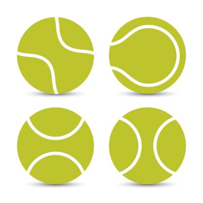 Poster Tennis design