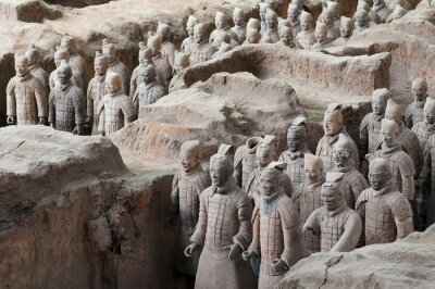 Poster Terracotta Army