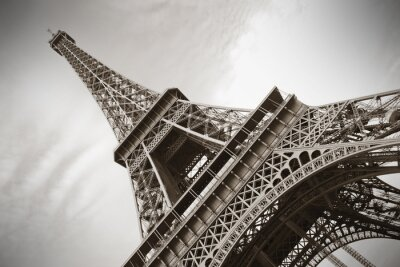 Poster The Eiffel Tower, Paris