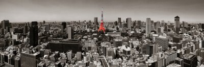 Poster Tokyo Skyline