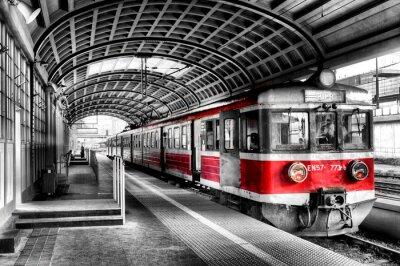 Poster Train