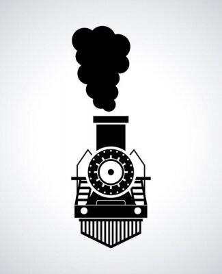 Poster train design
