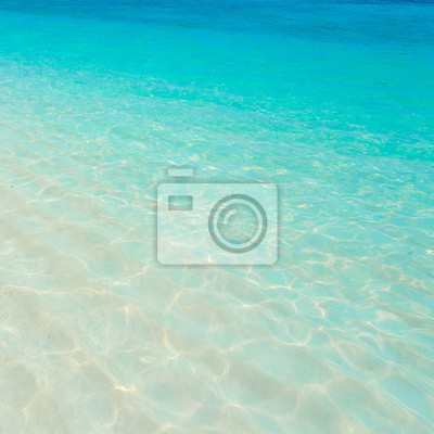 Poster tropical sea