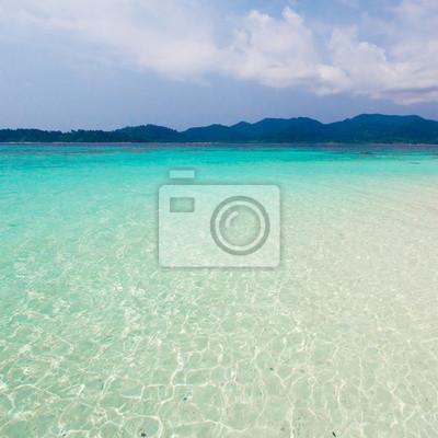 Poster tropical sea