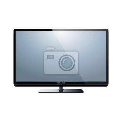 Poster Vector HD TV