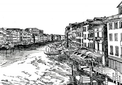 Poster Venice B