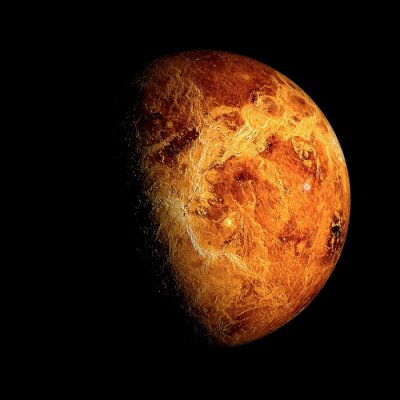 Poster Venus Elements of this image furnished by NASA