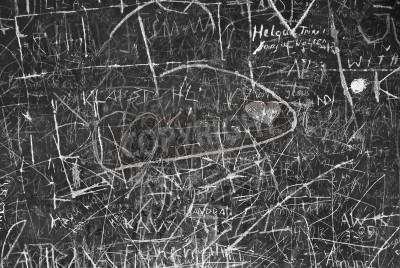 Poster Wall Graffiti as Symbol of Urban Communication