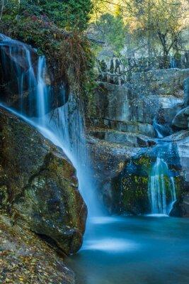 Poster waterfall