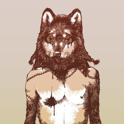 Poster Werewolf