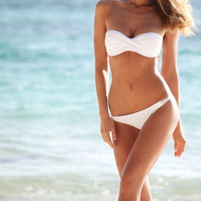 Poster Woman in bikini
