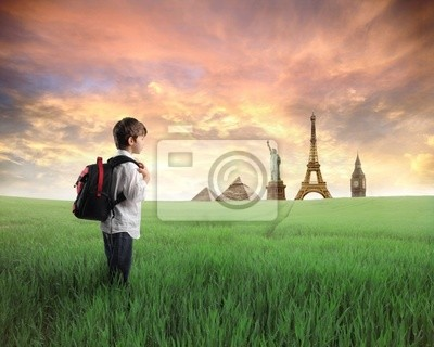 Young travelers