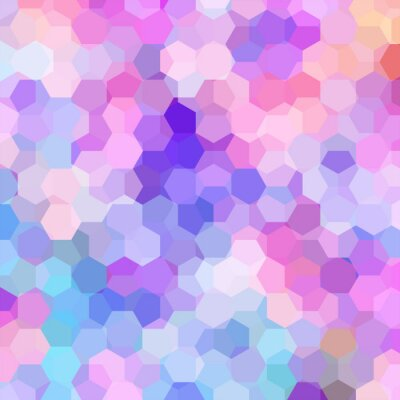 Sticker abstract background