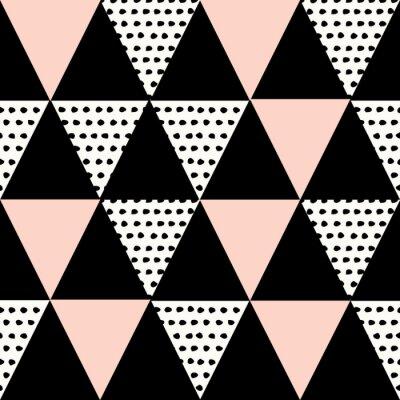 Sticker Abstract Geometric Pattern