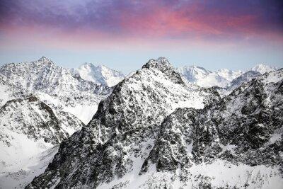 Sticker alps