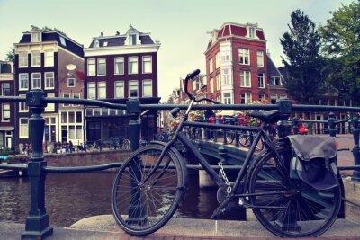 Sticker Amsterdam, Netherlands
