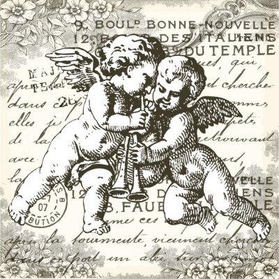 Sticker Angels