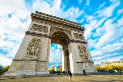 Sticker Arch of Triumph in Paris