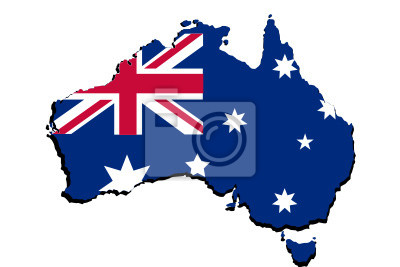 Sticker Australia