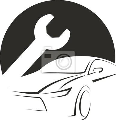 automotive mechanical logo