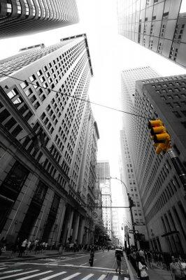 Sticker avenue new yorkaise