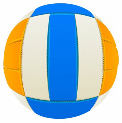 Sticker Ball for volleyball