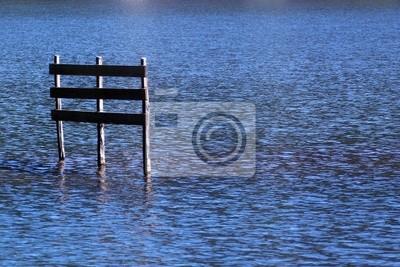 barierre de lac