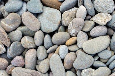 Sticker beach stones background
