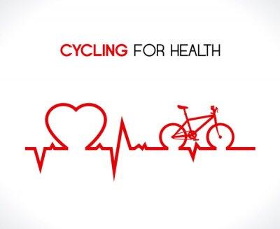 Sticker Bike design