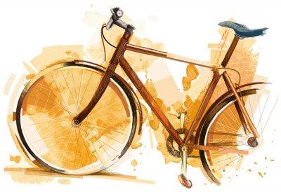 Sticker Bike Race