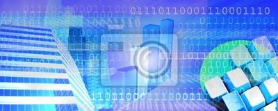 binary illustration