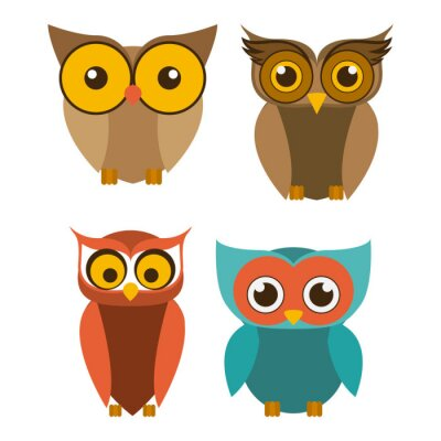 Sticker Bird design,vector illustration.