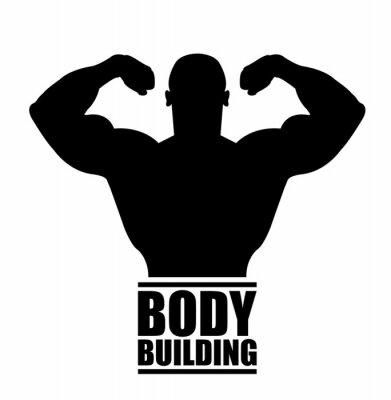 Sticker bodybuilding
