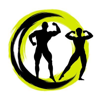Sticker Bodybuilding - 41