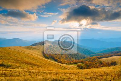 Borzhava hills