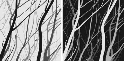 Sticker branches