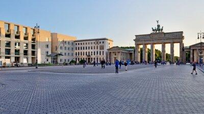Sticker Brandenburg Gate, Berlin