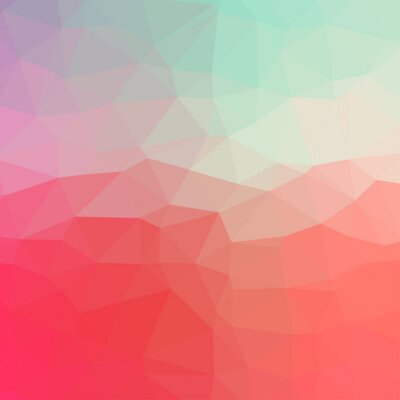 Sticker Bright abstract geometric backgrounds.