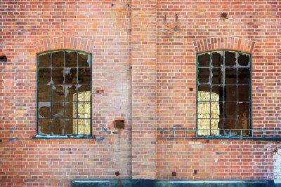 Sticker Broken windows