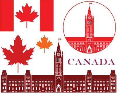 Sticker Canada
