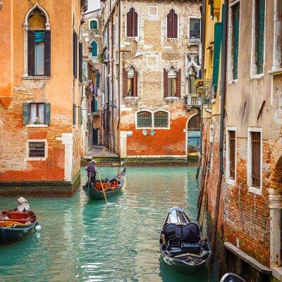 Sticker Canal in Venice