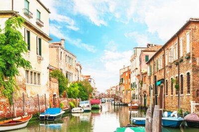 Sticker Canal Venice Italy