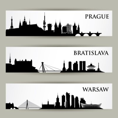 Sticker Central Europe cities skylines