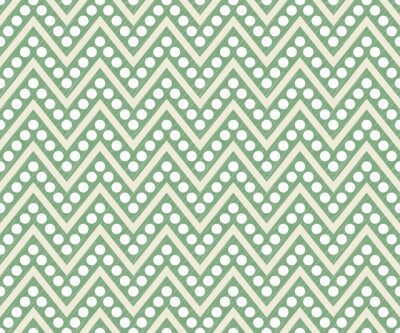 Sticker Chevron Zigzag Seamless Pattern