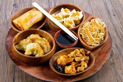 Sticker cibo cinese