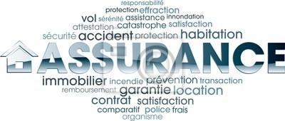 Cloud Text property insurance